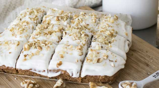 Italian Carrot And Almond Cake