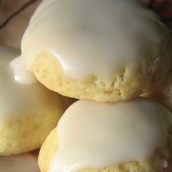 These Italian Lemon Drop Cookies are simple and exquisite dessert. Soft lemon cookies that melt in your mouth, with the delicate taste and scent of citrus.