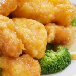 Easy, fast, and healthy. This Chinese-Style Lemon Chicken is a popular Chinese restaurant dish that you can make at home in less time than it takes to order delivery.