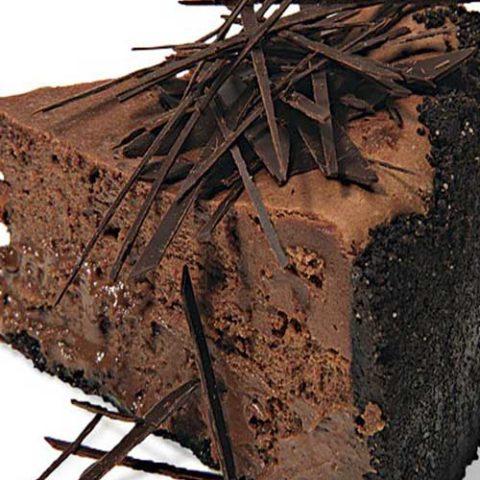 Extreme Chocolate Cheesecake